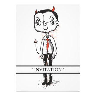 Naughty Businessman Invite