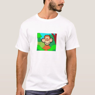 Naughty chimp T-Shirt