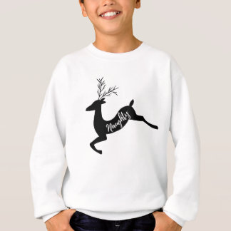 Naughty Christmas Shirt - Deer
