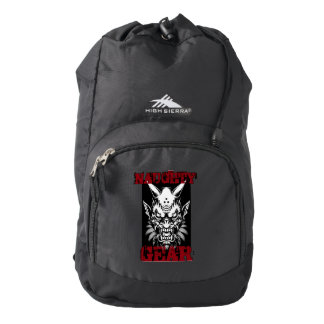 Naughty Gear Apparel Backpack