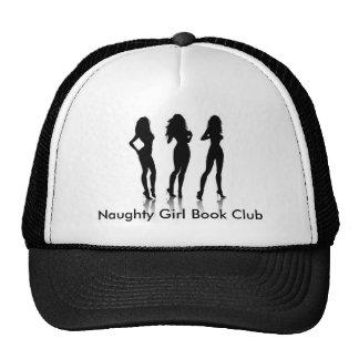Naughty Girl Book Club Cap
