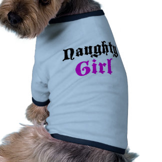 Naughty Girl Pet Tee