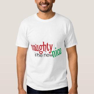 Naughty is the New Nice Tshirt