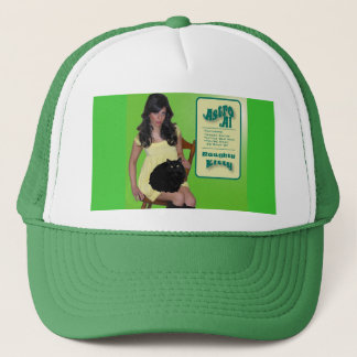 Naughty Kitty cap