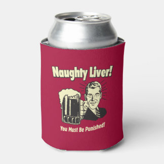 Naughty Liver: You Must Be Punished Can Cooler