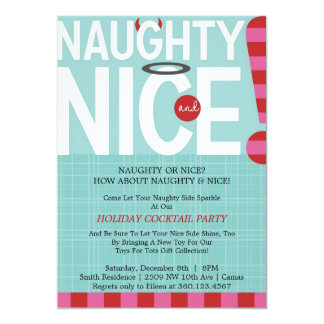 Naughty & Nice Card