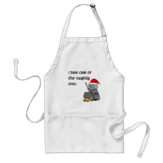 naughty ones apron