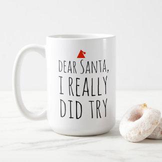 Naughty or Nice? Coffee Mug