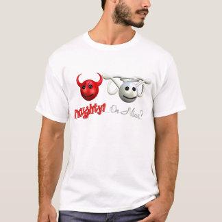 Naughty? Or Nice? T-Shirt