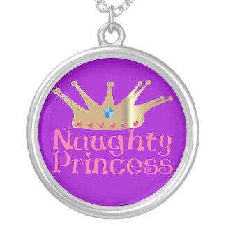 Naughty Princess Custom Necklace