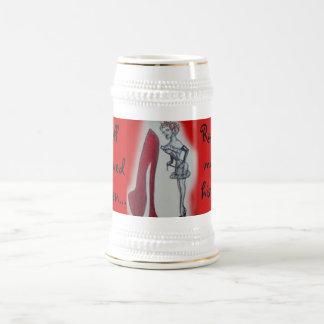Naughty Wife Pin-up Coffee Mug