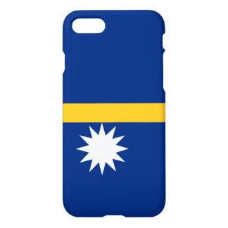 Nauru Flag iPhone 8/7 Case