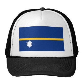 NAURU HAT