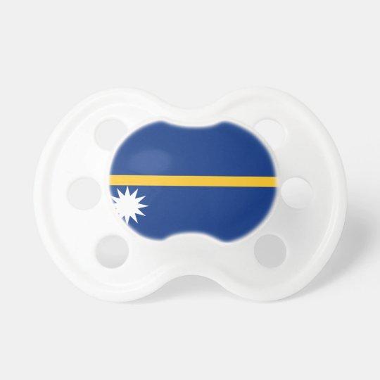 Nauru National World Flag Dummy