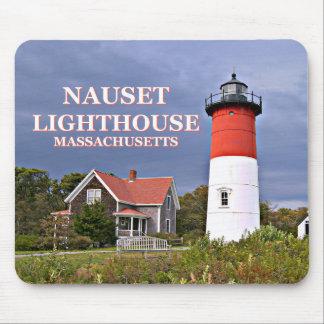 Nauset Light, Cape Cod, Massachusetts Mousepad