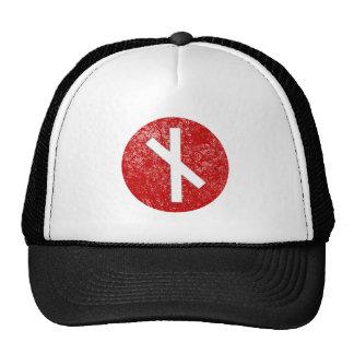 Nauthiz Rune Cap