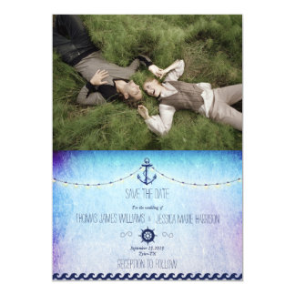 /nautic theme card