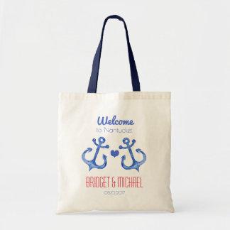 Nautical Anchor | Destination Wedding Welcome Bag