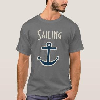 Nautical Anchor Sailing T-Shirt