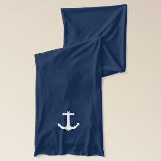 Nautical Anchor Scarf