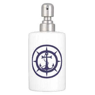 Nautical Anchor Soap Dispenser