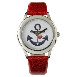 Nautical Anchor Watch
