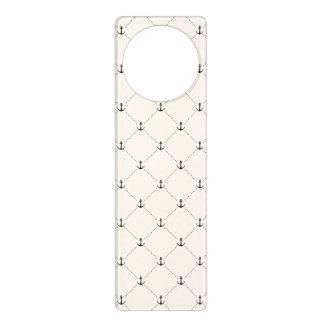 Nautical Anchors 9 Door Hanger