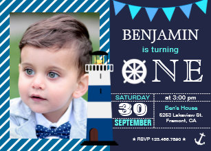 boy 1st birthday invitations zazzle com au