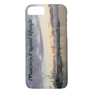 Nautical Boat Port iPhone Case