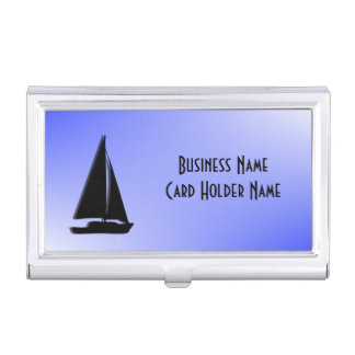 Nautical Business Card Case