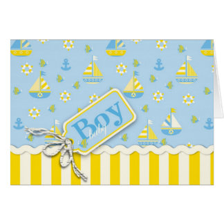 Nautical Card D