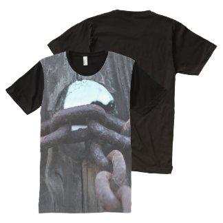 Nautical Chain T-Shirt All-Over Print T-Shirt