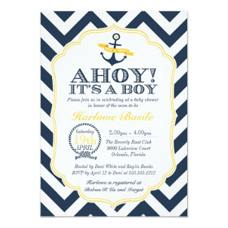 Browse Zazzle's Nautical Baby Shower Invitations Collection and personalise by colour, design, or style.