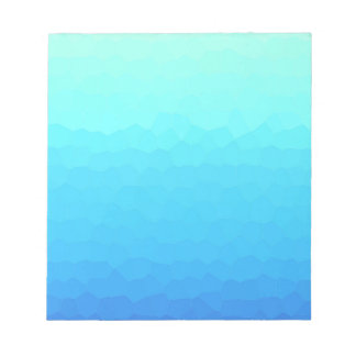Nautical decor - Deep Waters Notepad