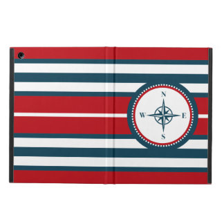 Nautical design cover for iPad air