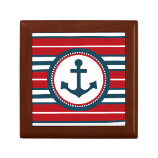 Nautical design gift box