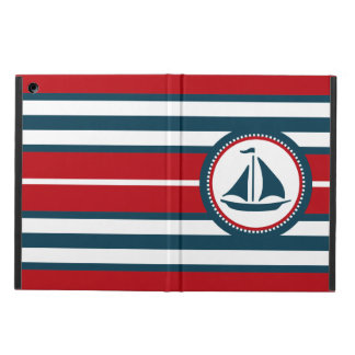 Nautical design iPad air case