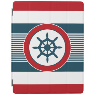 Nautical design iPad cover