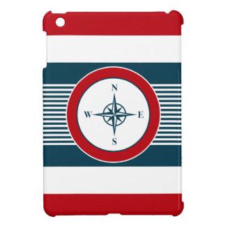 Nautical design iPad mini case