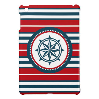 Nautical design iPad mini cases