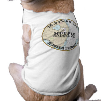 Nautical Dog Nautical Jupiter Florida Shirt