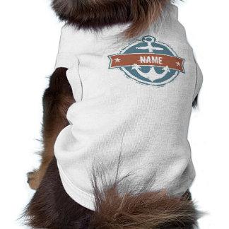 Nautical Dog Shirt