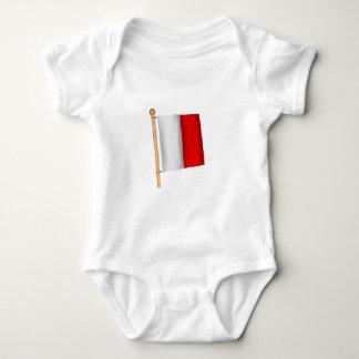 Nautical Flag 'H' Baby Bodysuit