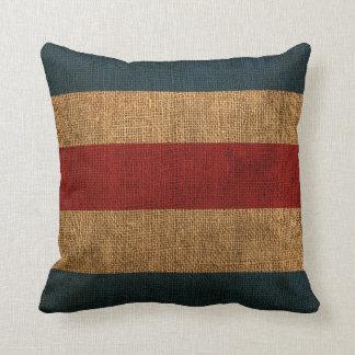 Nautical Flag Letter C Signal Cushion