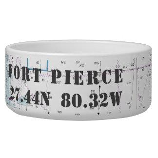 Nautical Fort Pierce Inlet FL Latitude Longitude