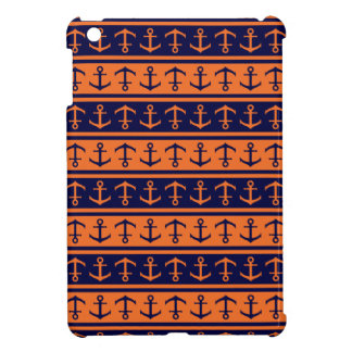 Nautical Halloween pattern Cover For The iPad Mini