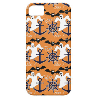 Nautical Halloween pattern iPhone 5 Case