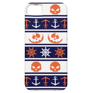 Nautical Halloween pattern iPhone 5 Cover