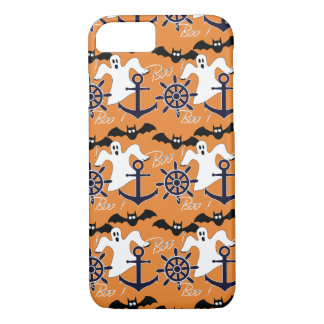 Nautical Halloween pattern iPhone 8/7 Case