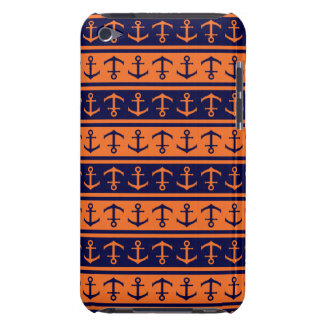 Nautical Halloween pattern iPod Touch Case-Mate Case